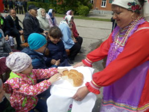 Праздник Святой Троицы в Старом Шайгово