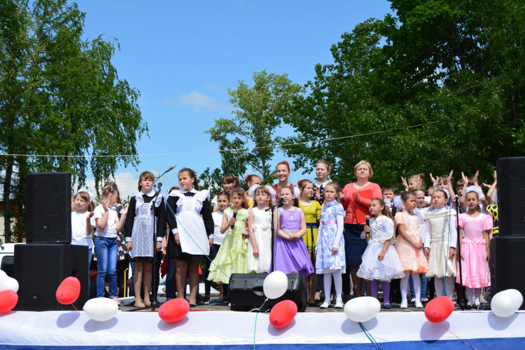 День защиты детей в Старом Шайгово