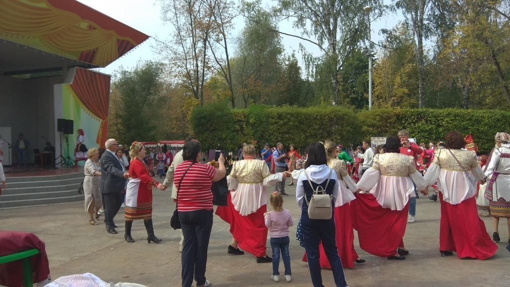 В Мордовии празднуют «Шумбрат!»
