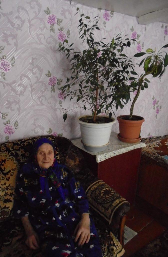 Рассказ Красновой Татьяны Григорьевны, труженицы тыла.