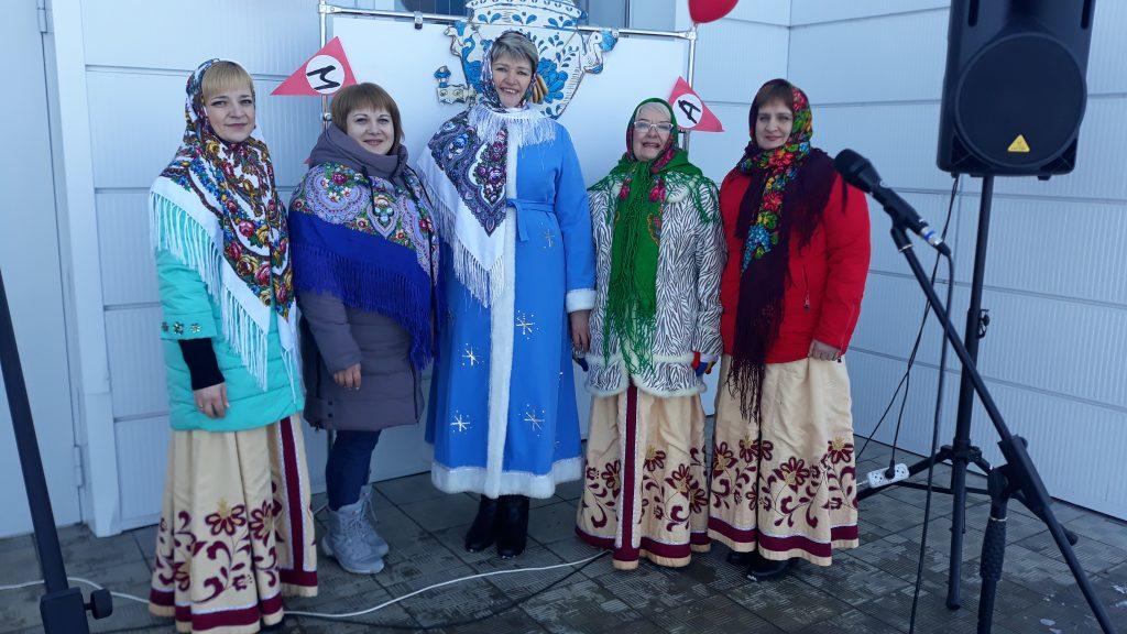 """Новоакшинский дом культуры присоединяется к акции """"Масленица - красна девица!"""""""
