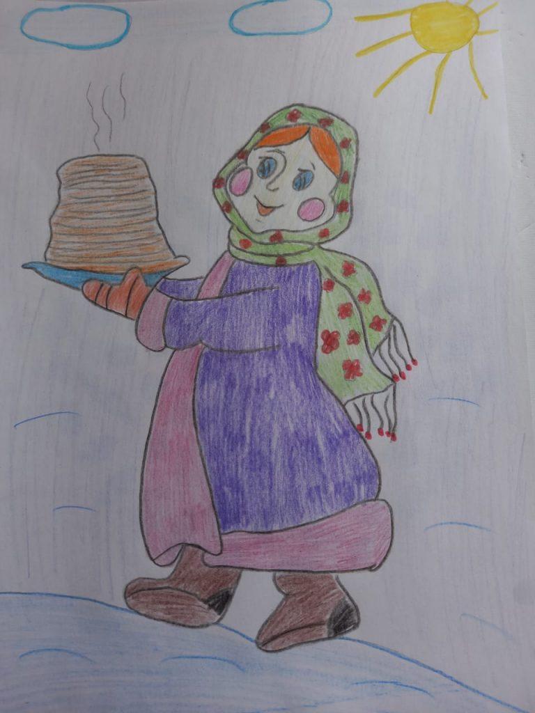 Шигонский сельский клуб присоединяется к онлайн-акции «Гуляй, Масленица!»