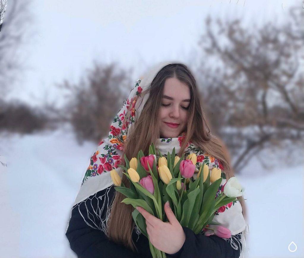 """Шуварский сельский клуб присоединяется к онлайн-флешмобу """"Масленица-красна девица!"""""""