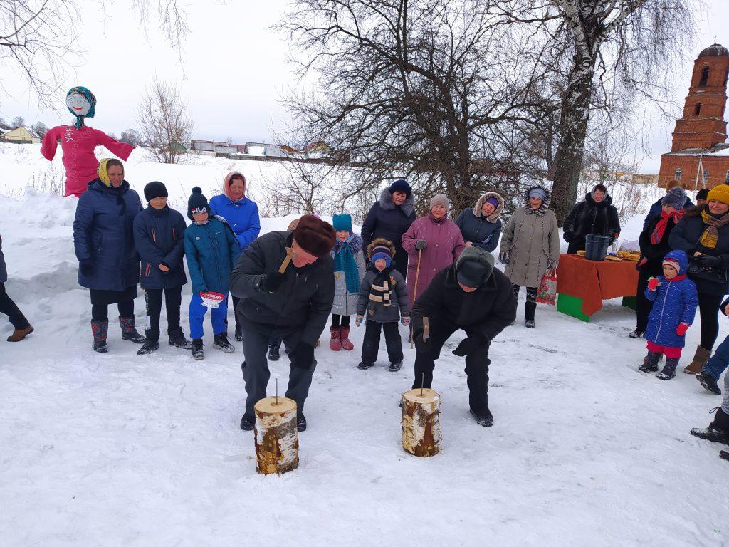 День Масленицы- Прощение Воскресение в селе Летки.