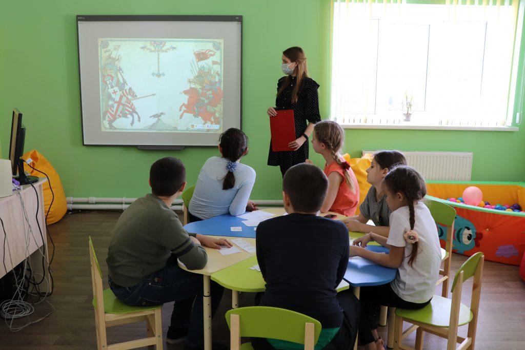 30 марта в МБУК «Центр культуры» прошла познавательная программа .