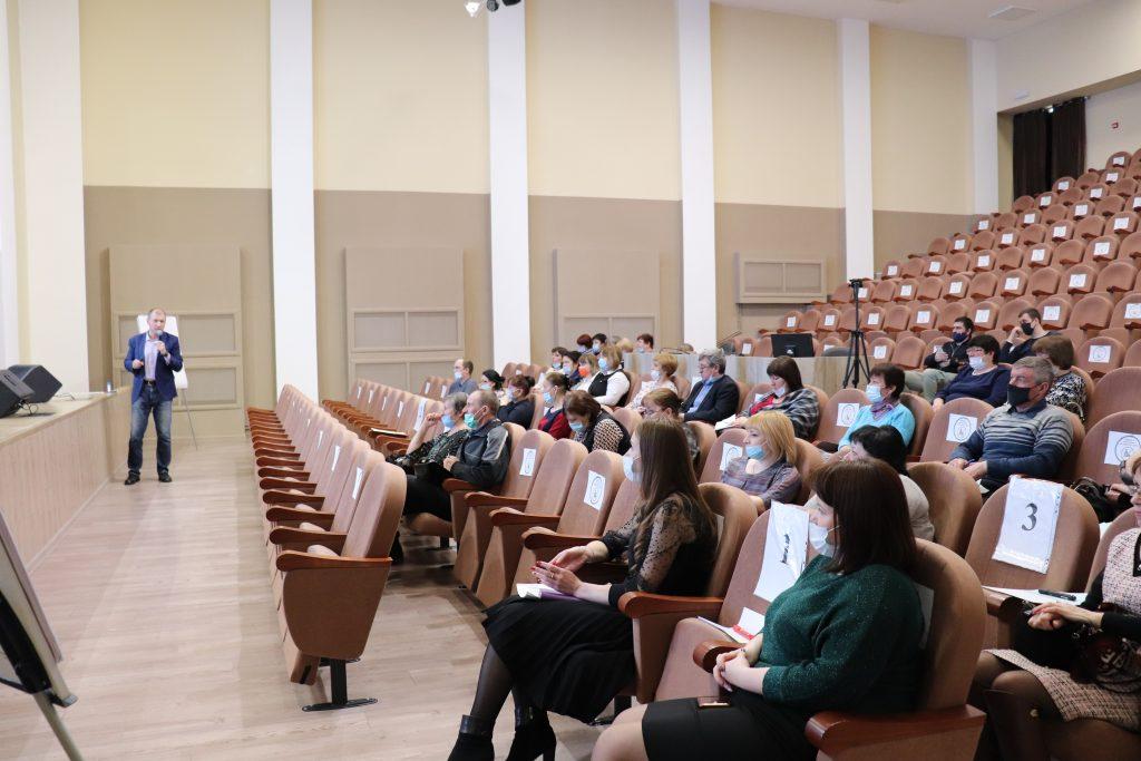 """В МБУК """"Центр культуры"""" прошло обучение наблюдателей в рамках подготовки к единому дню голосования."""