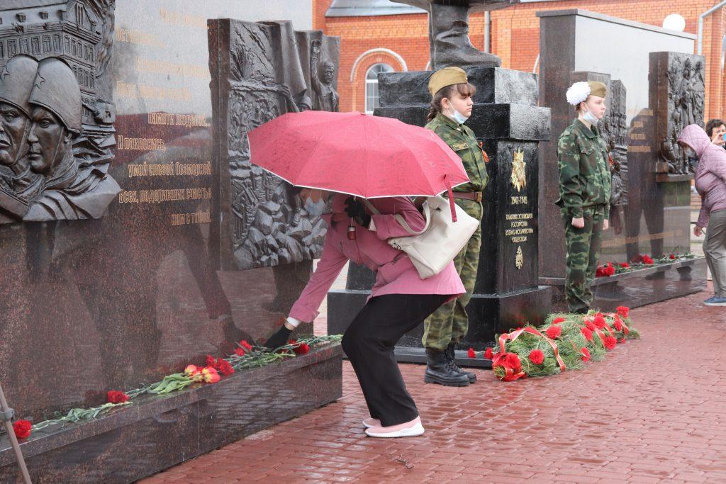 9 мая в Старошайговском муниципальном районе в селе Старое Шайгово состоялся митинг посвященный 76-й годовщины начала Великой Отечественной войны.