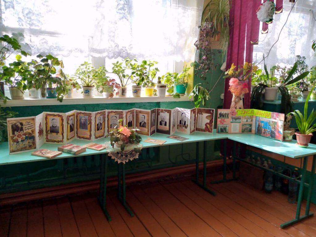7 мая в Восходском сельском клубе провели выставку фотографий участников Великой Отечественной войны. Но, к большому сожалению не осталось никого в живых. ВЕЧНАЯ ПАМЯТЬ!
