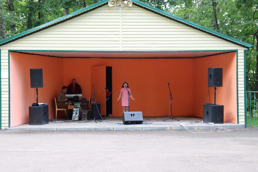 12 Июня в Парке культуры и отдыха прошел праздничный концерт, посвященный празднованию Дня России.🇷🇺🌺🎊