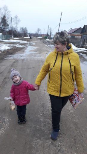 Семья Гришаковых присоединяется к флешмобу #МояДружнаяСемьяВолшебныйМирСемейногоСчастьяСтароеШайгово.