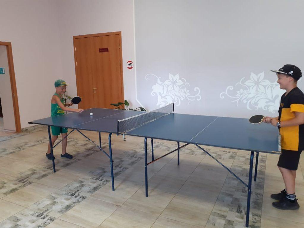 В Новоакшинском доме культуры работают секции по настольным играм: теннис, шахматы, шашки. У нас можно укрыться от жаркого летнего солнца и с пользой провести время!