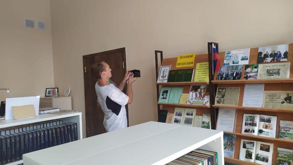 19 июля Старошайговский муниципальный район посетили индивидуальные туристы , приехавшие из Воронежа. Молодые люди решили познакомиться с мордовской глубинкой - Родиной прабабушки и прадедушки Честновых.