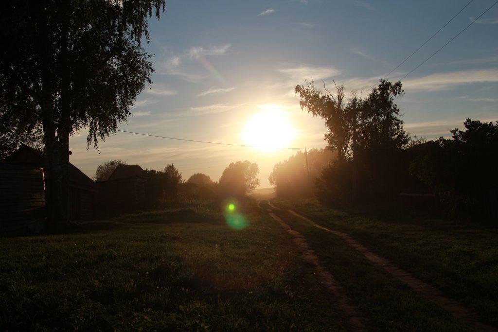В онлайн – фотоконкурсе «Село моё родное» приняла участие Бакаева Олеся с.Старое Шайгово