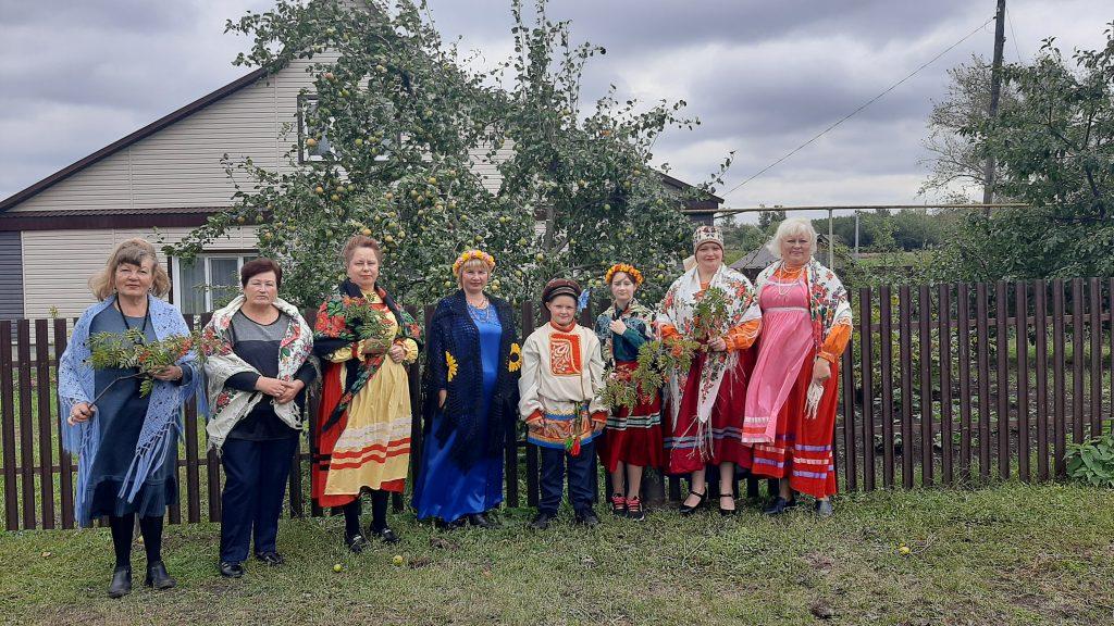«Культурная суббота» в  Мельцанском сельском клубе.