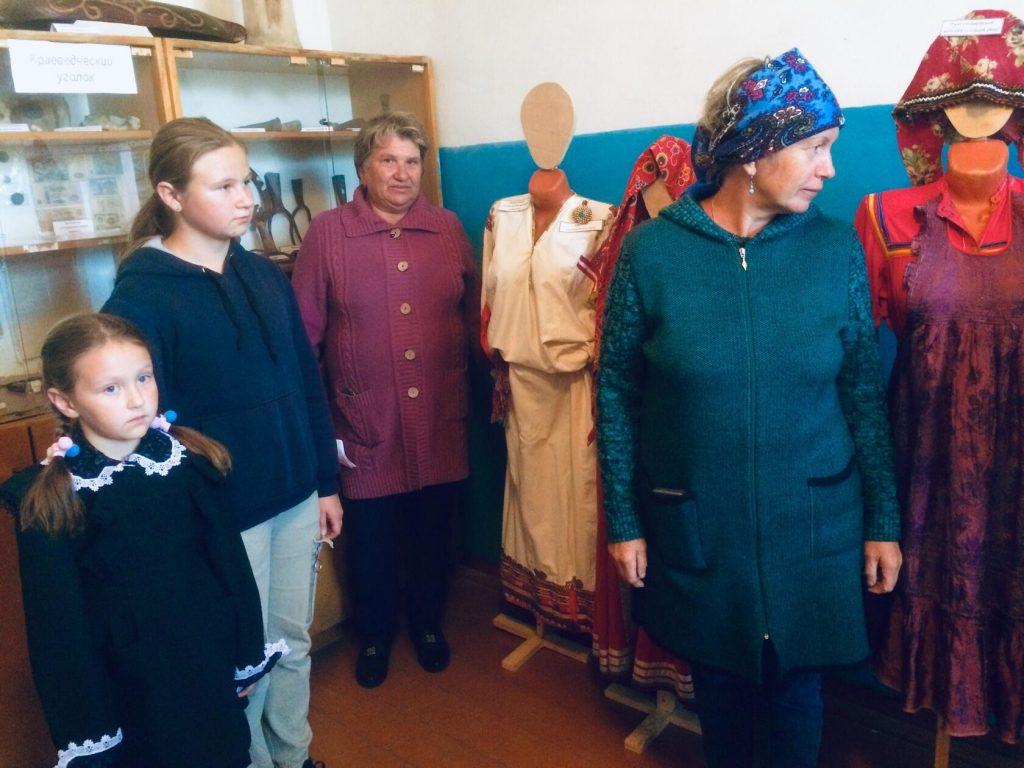 «Культурная суббота» в селе Ингенер-Пятина.