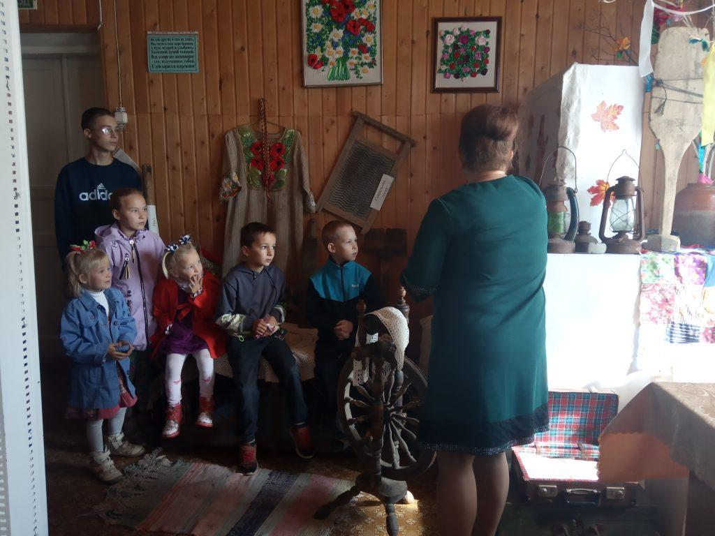 11 сентября 2021 года в селе Старая Федоровка состоялась акция «Культурная суббота».