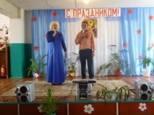 9 мая в селе Мельцаны. Фото отчет.