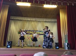 Празднования 9 мая в селе Новое Акшино Старошайговского района Республики Мордовия