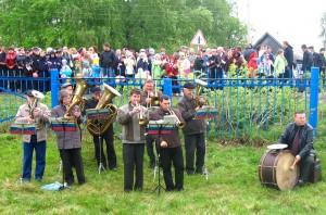 Духовой оркестр Старошайговского дома культуры