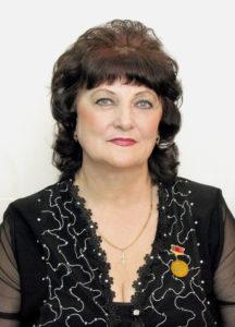 Заслуженный работник культуры Республики Мордовия Т. Н. Капрова