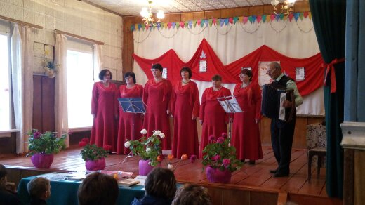 9 мая в селе Богдановка