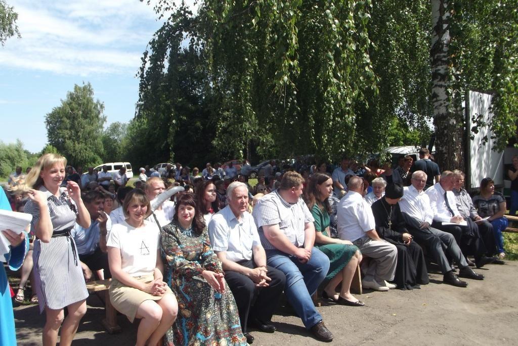 Народный ансамбль «Лада» Старошайговского  района  в селе Кучкаево