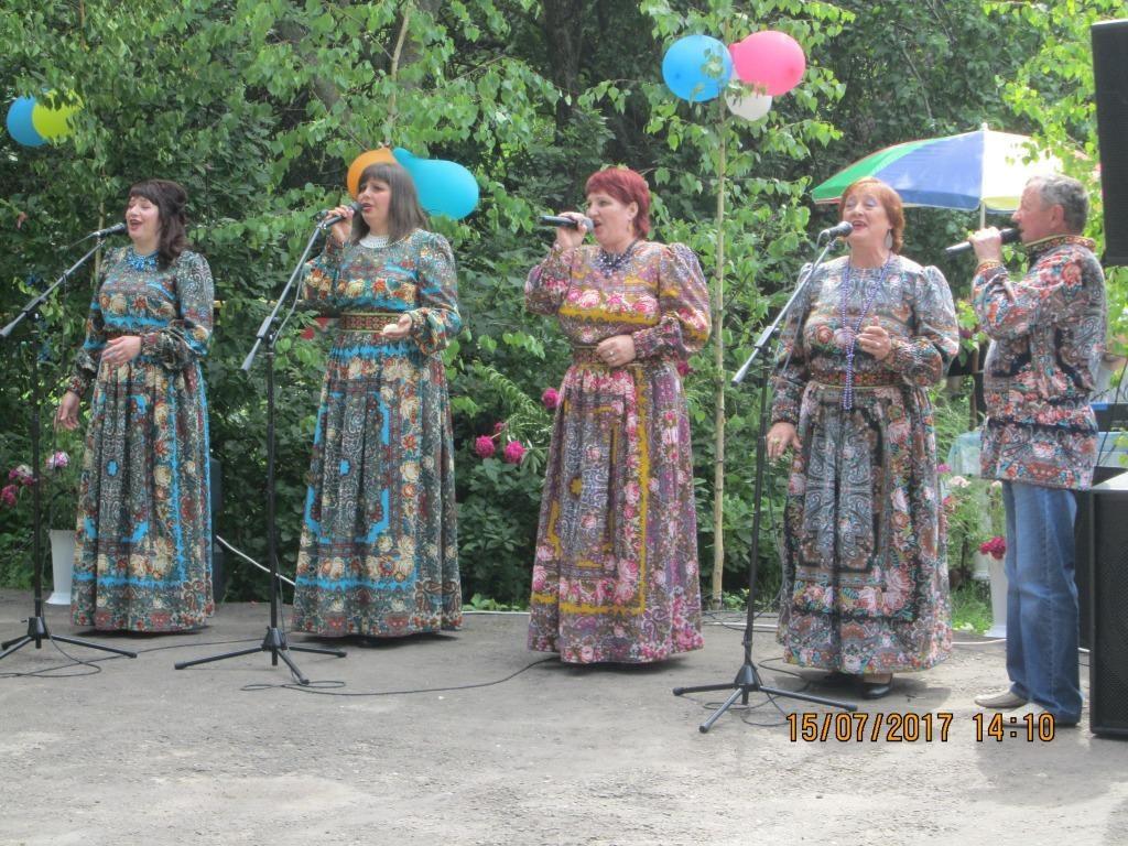 Народный ансамбль «Лада» Старошайговского района