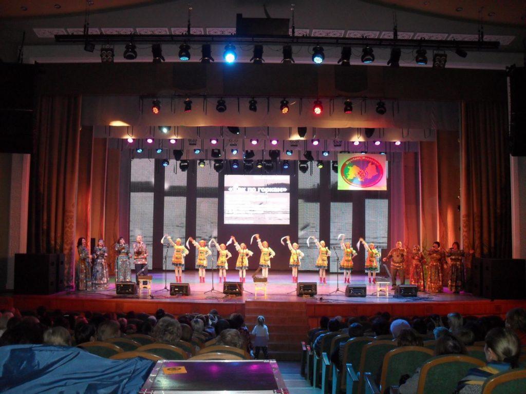В Саранске прошел гала-концерт фестиваля «Шумбрат, Мордовия!»