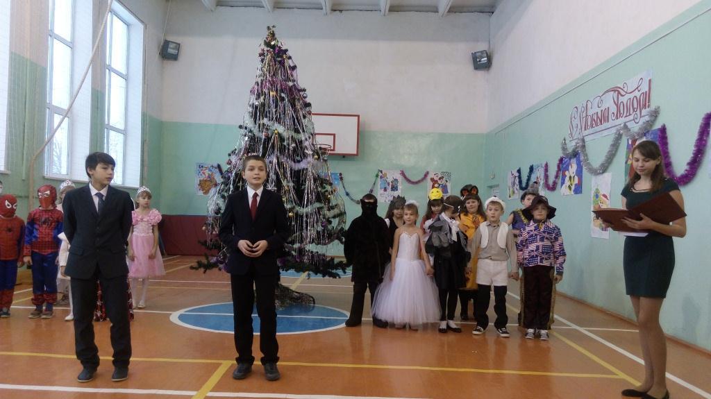 Новый год в Богдановке