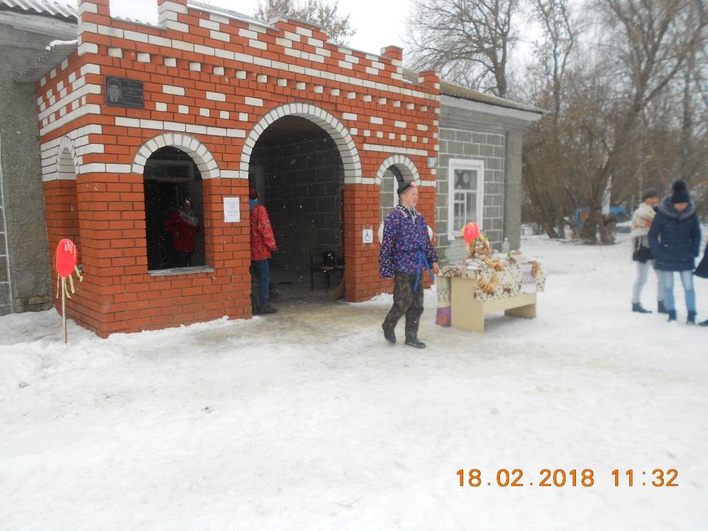Масленица в Старой Федоровке