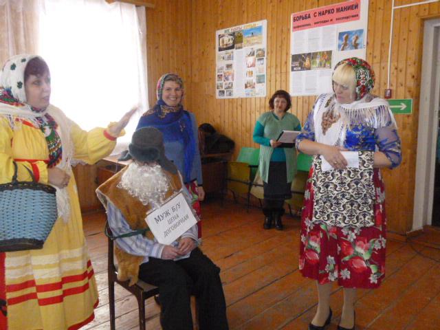 Праздничный подарок Мельцан жителям Старой Федоровки